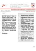 โครงการความร่วมมือไทย-เยอรมัน <br>ฉบับที่ #15
