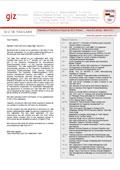 โครงการความร่วมมือไทย-เยอรมัน <br>ฉบับที่ #16